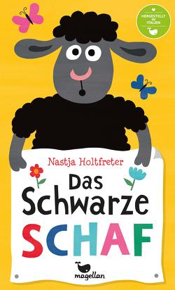 Das Schwarze Schaf von Holtfreter,  Nastja