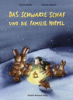 Das schwarze Schaf und die Familie Hoppel von Develey,  Florence, Ignjatovic,  Johanna