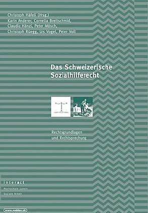 Das Schweizerische Sozialhilferecht von Häfeli,  Christoph