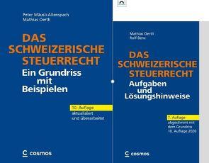 Das schweizerische Steuerrecht – Set von Benz,  Rolf, Mäusli-Allenspach,  Peter, Oertli,  Mathias