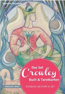 Das Set Crowley-Tarot von Peymann,  Susanne