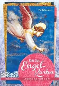 Das Set Engel-Karten von Schneider,  Pia