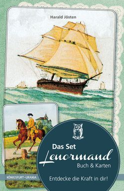 Das Set: Lenormand von Jösten,  Harald