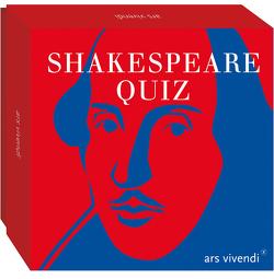 Das Shakespeare – Quiz von Günther,  Frank