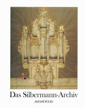 Das Silbermann-Archiv von Schaefer,  Marc