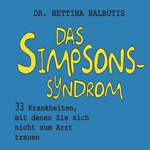 Das Simpsons-Syndrom von Balbutis,  Bettina