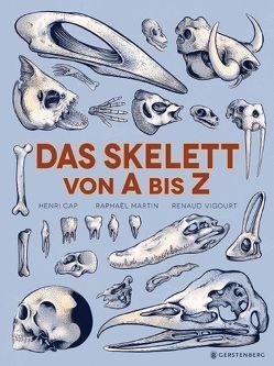 Das Skelett von A bis Z von Cap,  Henri, Martin,  Raphael, Panzacchi,  Cornelia, Vigourt,  Renaud