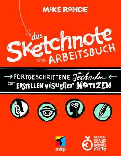 Das Sketchnote Arbeitsbuch von Rohde,  Mike
