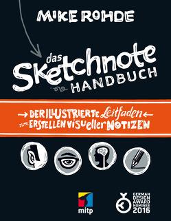 Das Sketchnote Handbuch von Rohde,  Mike