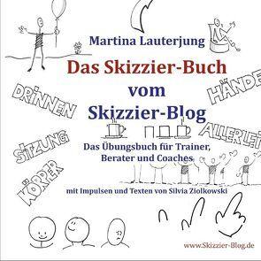 Das Skizzier-Buch von Lauterjung,  Martina