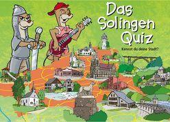 Das Solingen-Quiz. Kennst du deine Stadt? von Schulenberg,  Wili