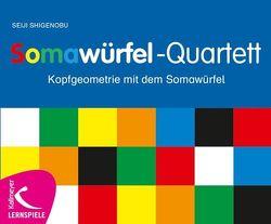Das Somawürfel-Quartett von Shigenobu,  Seiji