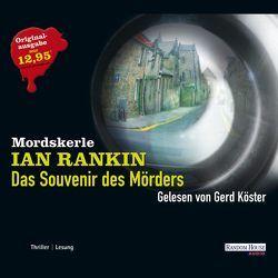 Das Souvenir des Mörders von Bandini,  Giovanni, Köster,  Gerd, Rankin,  Ian