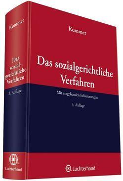 Das sozialgerichtliche Verfahren von Kummer,  Peter