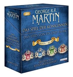 Das Spiel der Königinnen von Helweg,  Andreas, Kuhnert,  Reinhard, Martin,  George R.R.