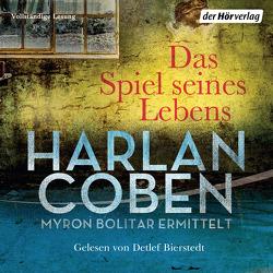 Das Spiel seines Lebens – Myron Bolitar ermittelt von Bierstedt,  Detlef, Coben,  Harlan, Kwisinski,  Gunnar