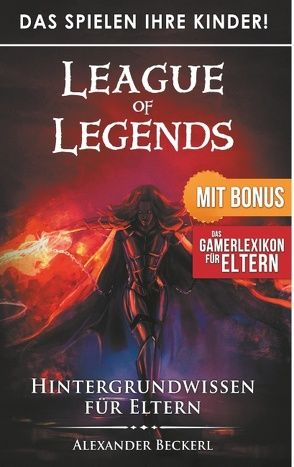 league of legends buch