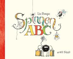 Das Spinnen-ABC im Miniformat von Pompe,  Liz