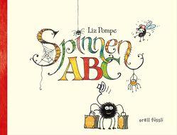 Das Spinnen-ABC von Pompe,  Liz