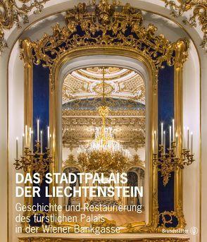 Das Stadtpalais Liechtenstein von Kräftner,  Johann