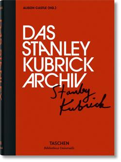 Das Stanley Kubrick Archiv von Castle,  Alison