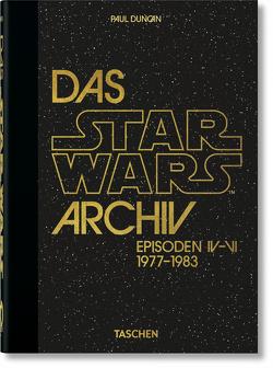 Das Star Wars Archiv. 1977–1983 – 40th Anniversary Edition von Duncan,  Paul