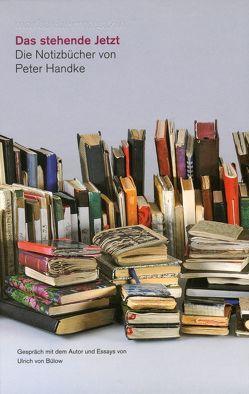 Das stehende Jetzt. Die Notizbücher von Peter Handke von Bülow,  Ulrich von, Handke,  Peter