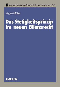 Das Stetigkeitsprinzip im neuen Bilanzrecht von Mueller,  Juergen