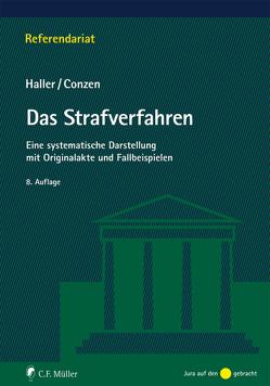 Das Strafverfahren von Conzen,  Klaus, Haller,  Klaus