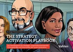Das Strategy Activation Playbook von Thießen,  Ansgar, Wreschniok,  Robert
