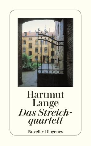 Das Streichquartett von Lange,  Hartmut