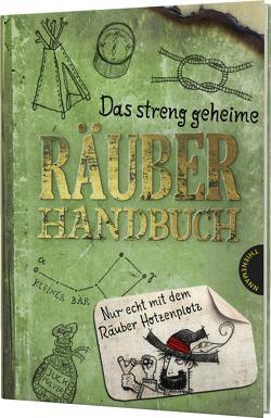 Das streng geheime Räuberhandbuch von Saleina,  Thorsten, Verg,  Martin