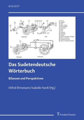 Das Sudetendeutsche Wörterbuch von Ehrismann,  Otfried, Hardt,  Isabelle