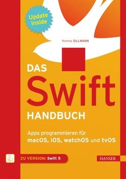 Das Swift-Handbuch von Sillmann,  Thomas