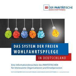 Das System der Freien Wohlfahrtspflege in Deutschland von Askin,  Basri, Gögercin,  Süleyman, Winter,  Ilse