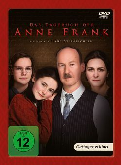 Das Tagebuch der Anne Frank (DVD) von Frank,  Anne, Steinbichler,  Hans