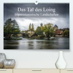 Das Tal des Loing – Impressionistische Landschaften (Premium, hochwertiger DIN A2 Wandkalender 2020, Kunstdruck in Hochglanz) von Gaymard,  Alain