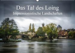 Das Tal des Loing – Impressionistische Landschaften (Wandkalender 2020 DIN A2 quer) von Gaymard,  Alain