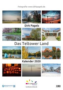 Das Teltower Land von Pagels,  Dirk