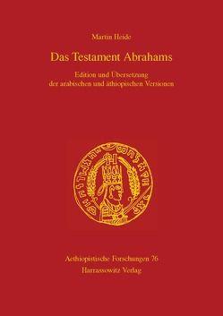 Das Testament Abrahams von Heide,  Martin
