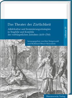 Das Theater der Zärtlichkeit von Meyer-Sickendiek,  Burkhard, Steigerwald,  Jörn