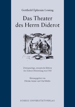 Das Theater des Herrn Diderot von Diderot,  Denis, Immer,  Nikolas, Lessing,  Gotthold Ephraim, Müller,  Olaf