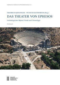 Das Theater von Ephesos von Krinzinger,  Friedrich, Ruggendorfer,  Peter