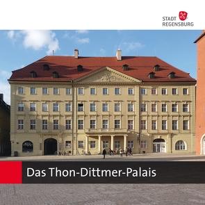 Das Thon-Dittmer-Palais von Dr. Chrobak,  Werner