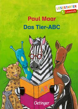 Das Tier-ABC von Maar,  Paul, Schulte,  Tina