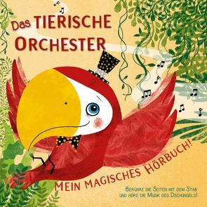 Das tierische Orchester von Zanella,  Susy