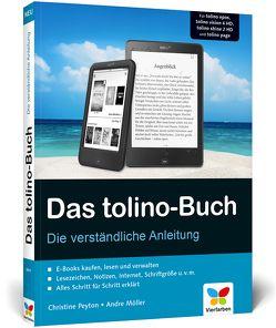 Das tolino-Buch von Möller,  André, Peyton,  Christine
