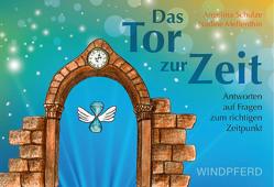Das Tor zur Zeit von Mellenthin,  Nadine, Schulze,  Angelina