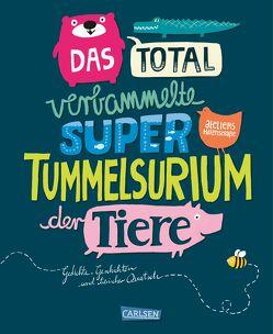 Das total verbammelte super Tummelsurium der Tiere von Ateliers Hafenstraße 64