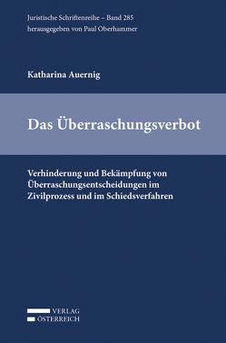 Das Überraschungsverbot von Auernig,  Katharina
